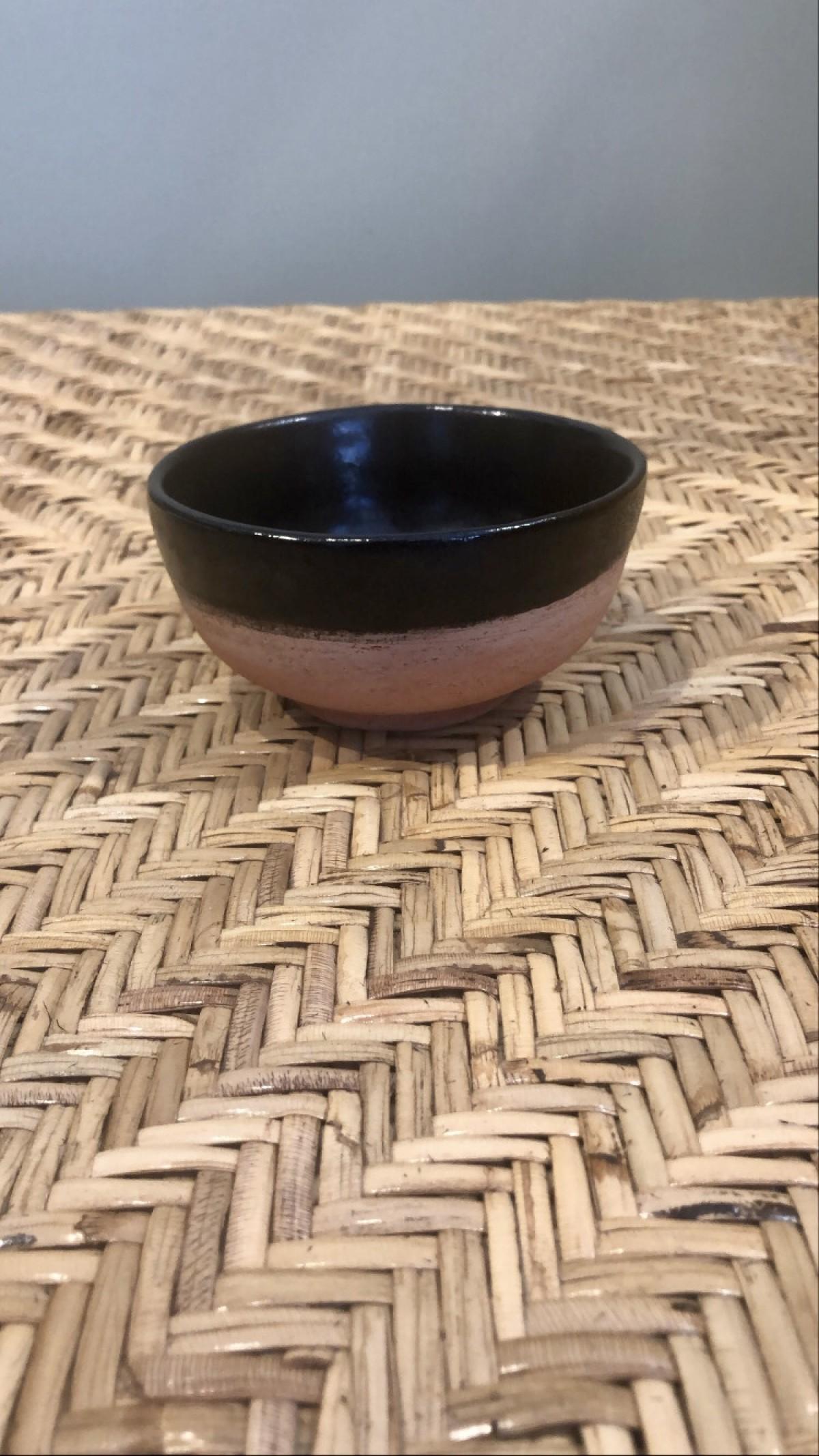 Petit bol en terre cuite